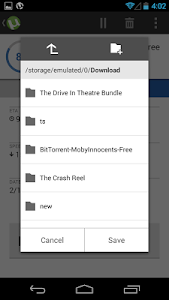 µTorrent®- Torrent Downloader screenshot 4