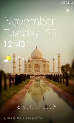 India Sketch DodolLocker Theme