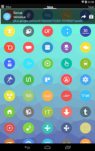 Sorus - Icon Pack v1.3.0