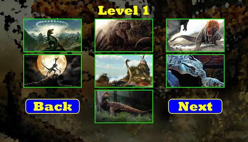 拼圖:恐龍