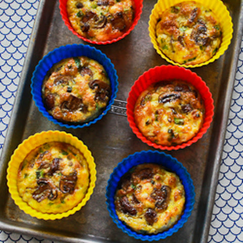 Savory Breakfast Muffin Recipe (Nutrient-dense, Low-Carb, Gluten-Free ...
