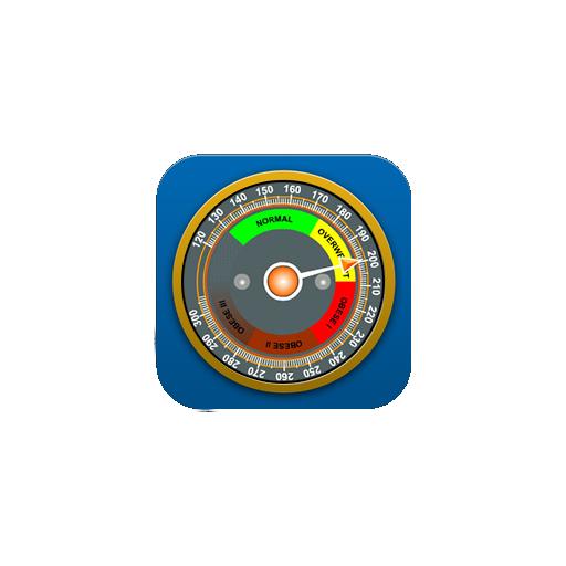 身体质量指数BMI计算器 健康 App LOGO-硬是要APP