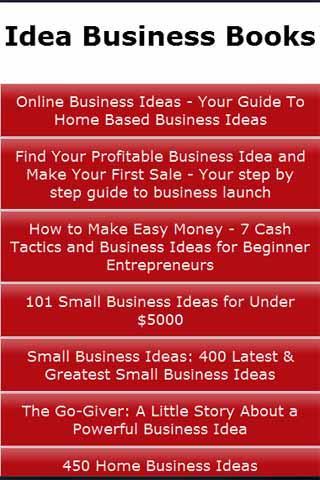 Idea Business Books