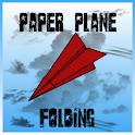 Paper Plane Folding logo