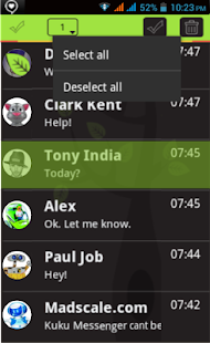 Any Email Messenger with Sched- screenshot thumbnail