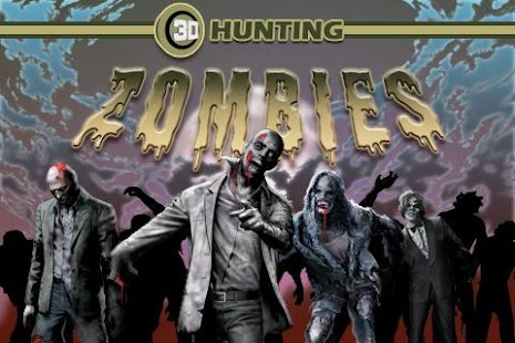 3D Hunting: Zombies - screenshot thumbnail