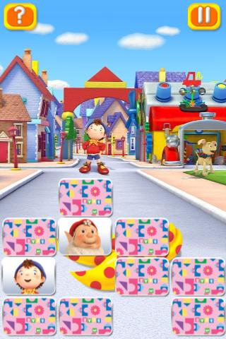 Noddy™ First Steps HD - screenshot