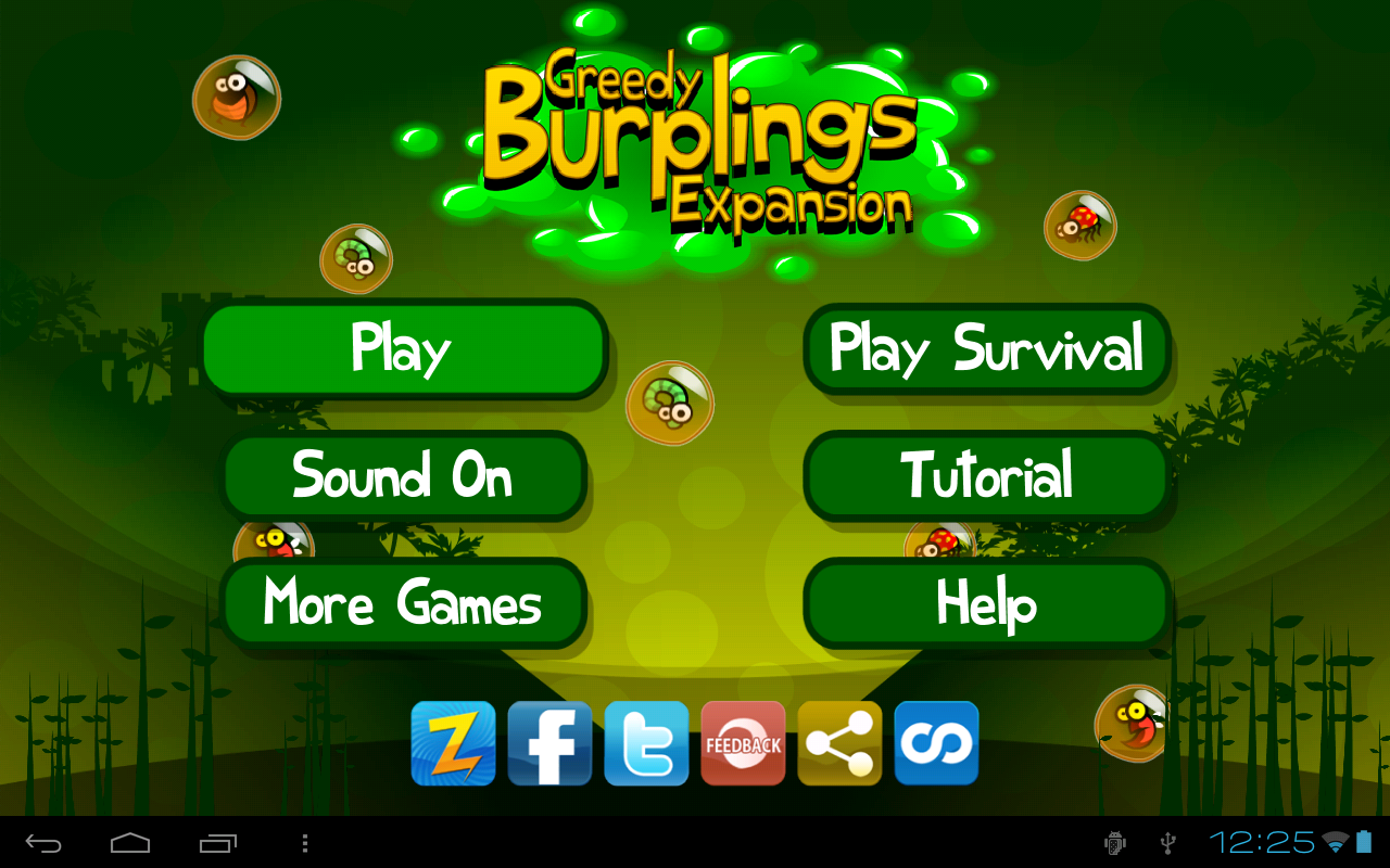 Greedy Burplings Expansion Lit - screenshot