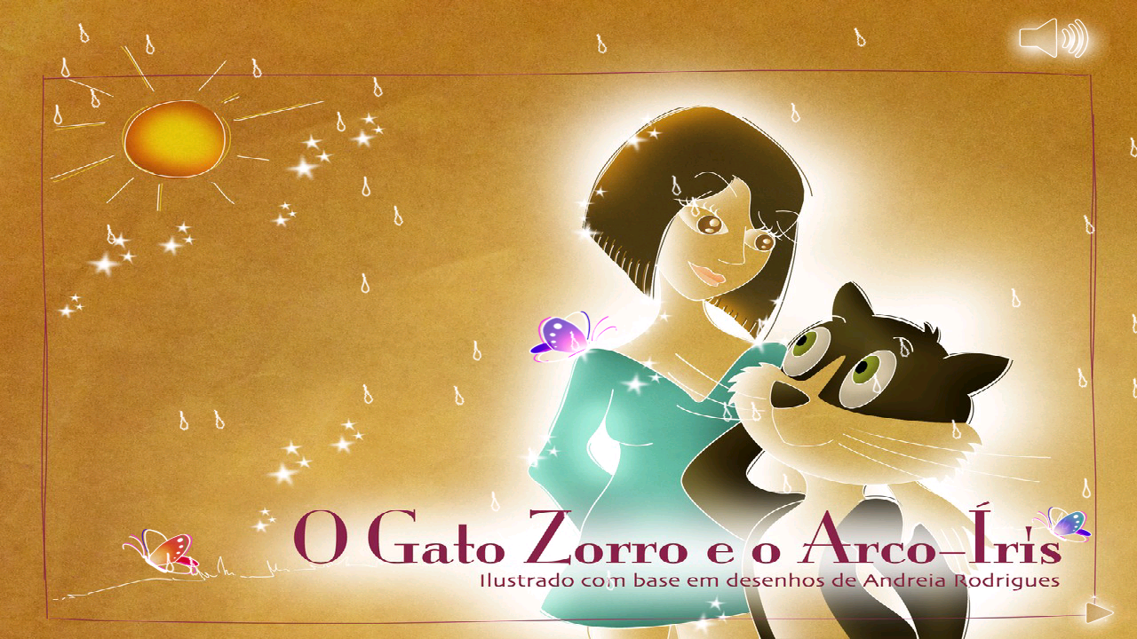 O Gato Zorro e o Arco-Íris - Android Apps on Google Play