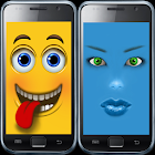 Galaxy S4 Funny Face, Smileys icon