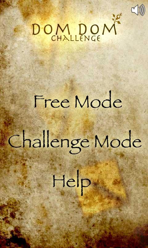 Dom Dom Challenge (Free) - screenshot