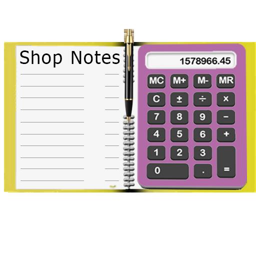 Shop Notes
