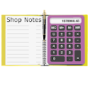 Shop Notes icon