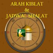 Arah Kiblat & Jadwal Shalat