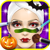 Halloween SPA - kids games