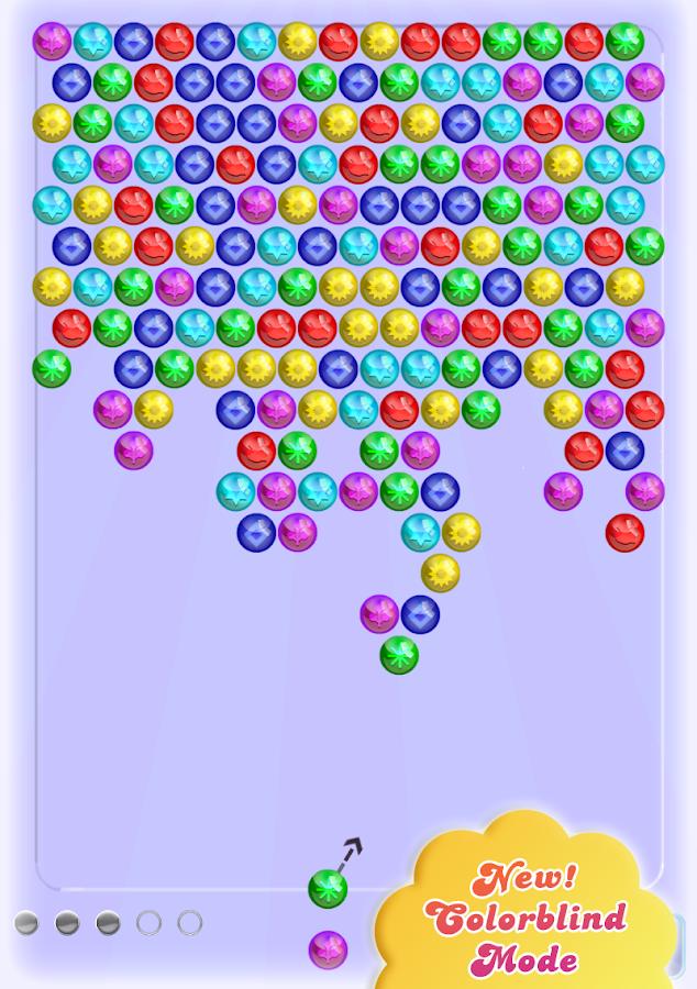 bubble shooter google play
