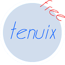 Tenuix FREE - Icon Pack mobile app icon