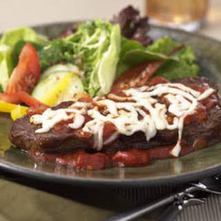 Ragu Steak Pizzaiola.