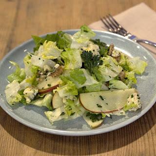 Escarole Salad with Buttermilk-Herb Dressing