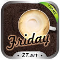 Friday GO Reward Theme icon