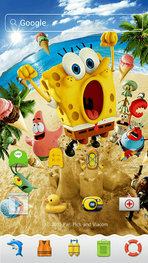 Spongebob 3D_Wow dodol theme