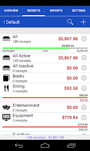 Receipts Pro - Expense Tracker- screenshot thumbnail