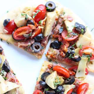 Mediterranean Flatbread Recipes.