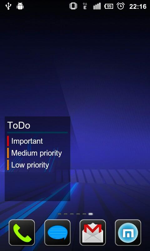 To-Do List- screenshot