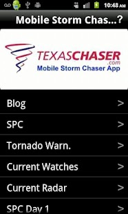 Mobile Storm Chaser - screenshot thumbnail