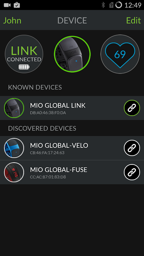 Mio GO- screenshot