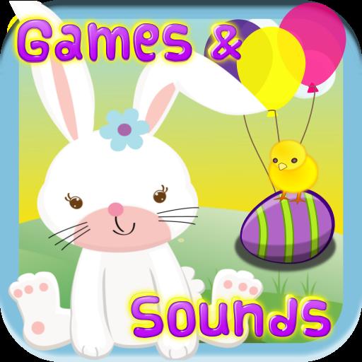Easter Games For Kids Free 解謎 App LOGO-APP開箱王