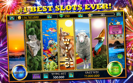 Slots ™ Beach - Slot Machine