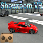 Showroom Cars for Cardboard VR