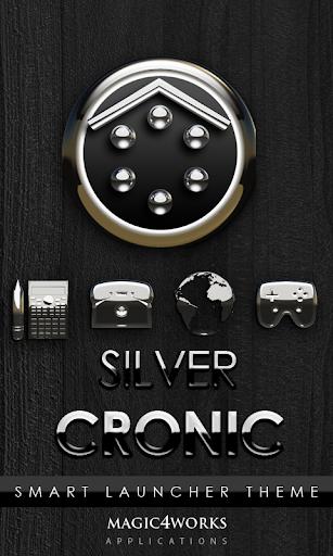 Smart Launcher Theme Cronic