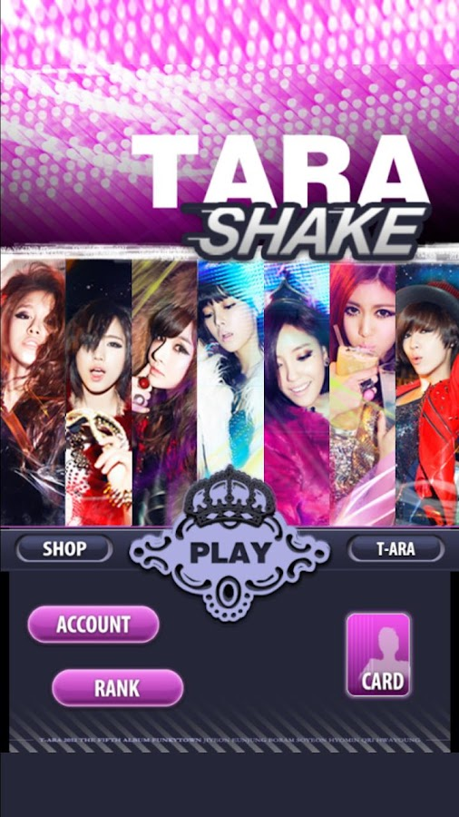 T-ARA SHAKE - screenshot