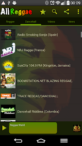 All Reggae Radio screenshot 7