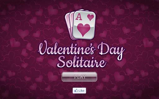 Valentine's Day Solitaire FREE