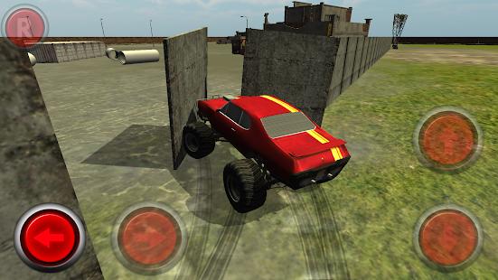 Monster Truck Drift 3D