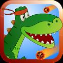 Dino Run 2 - Dinosaur Racing icon