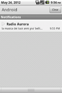 Radio Aurora- screenshot thumbnail
