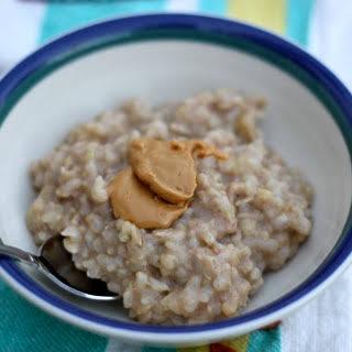 Brown Rice Breakfast Bowl.