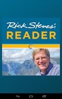 Screenshot of Rick Steves' Reader