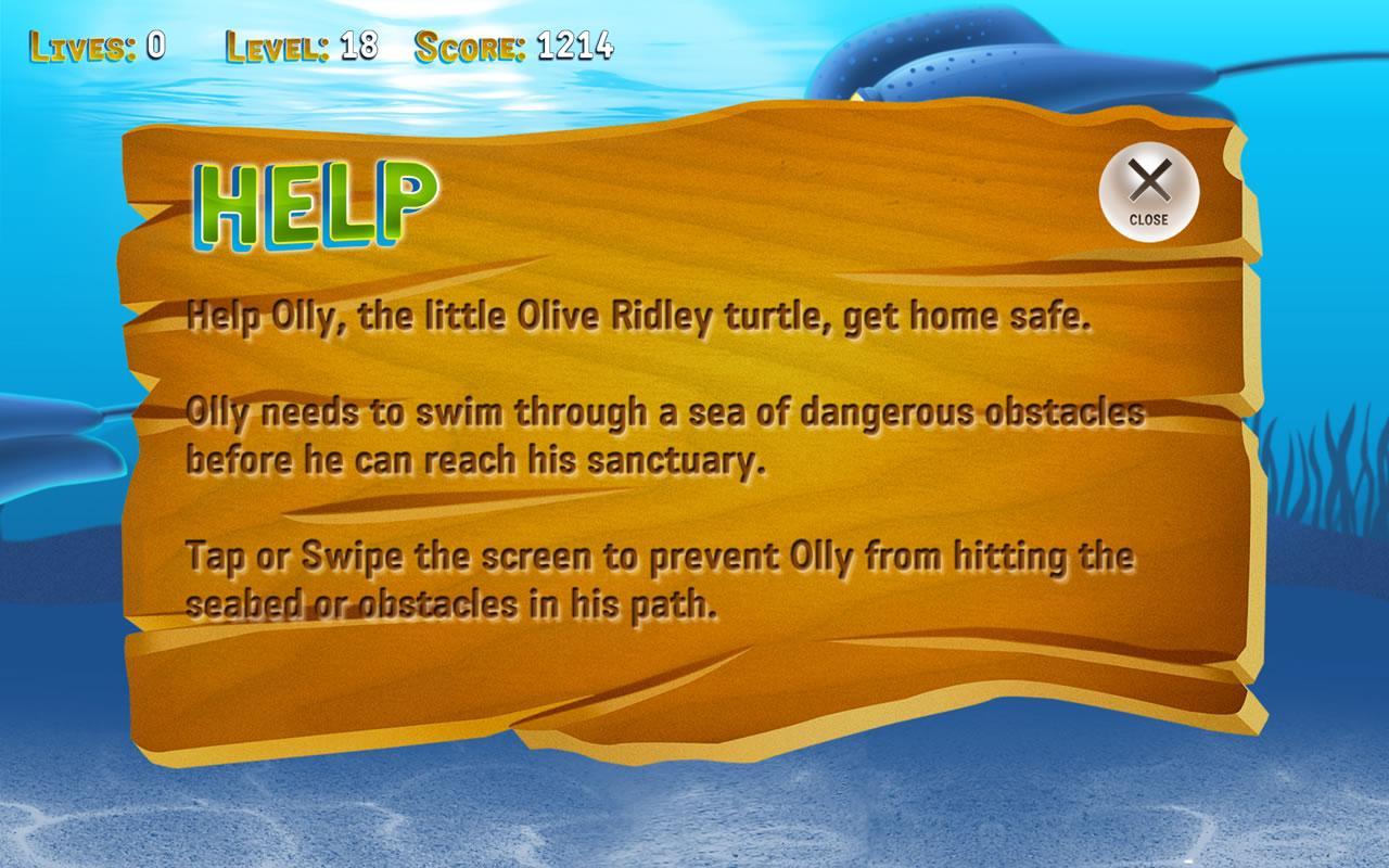 Olly Oops! - screenshot