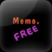 Memo Widget [ Free ]