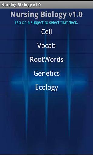Nursing Biology
