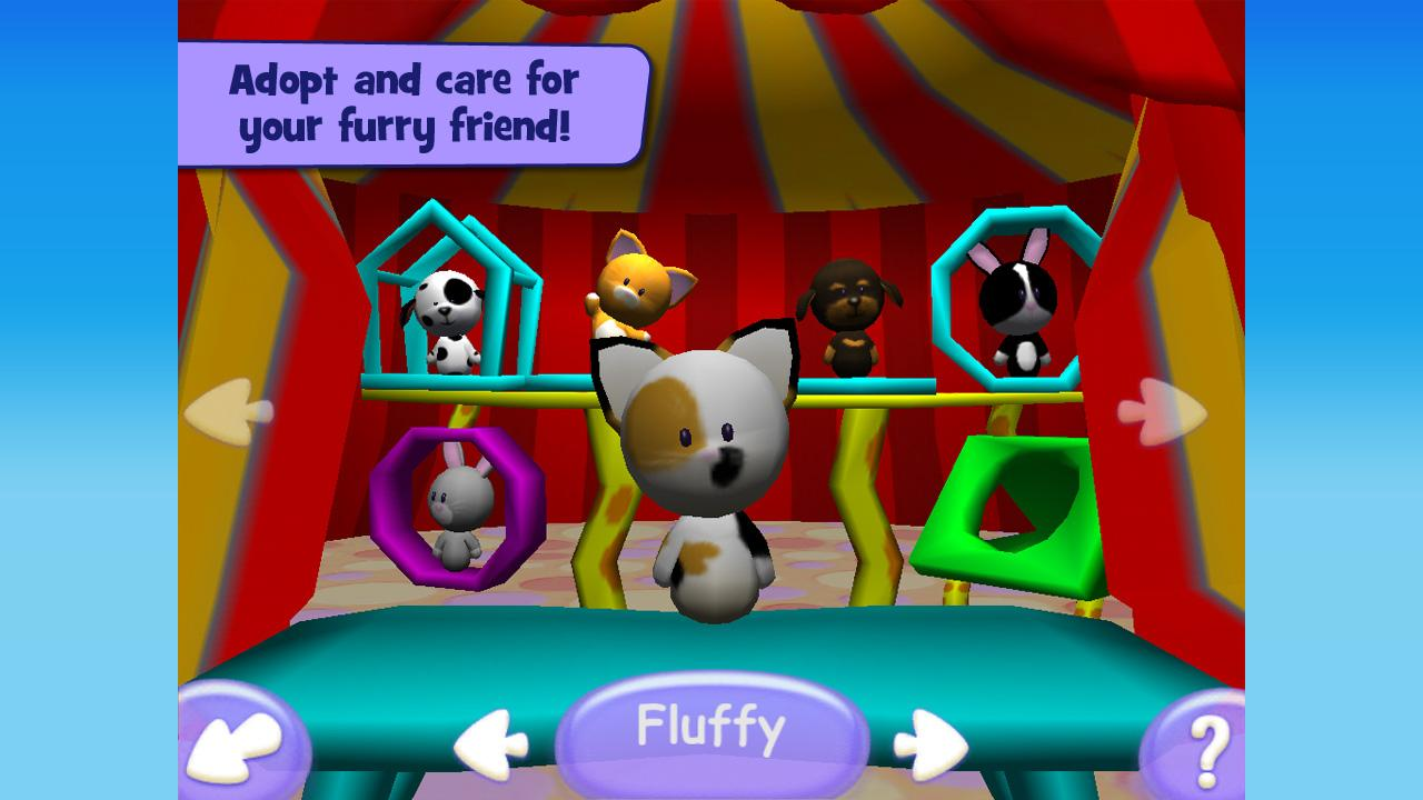 JumpStart Pet Rescue- screenshot