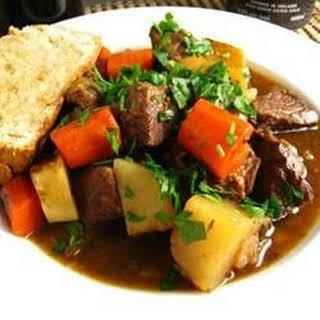 Irish-Style Lamb Stew.
