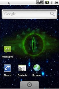 Eye of Sauron live wallpaper- screenshot thumbnail