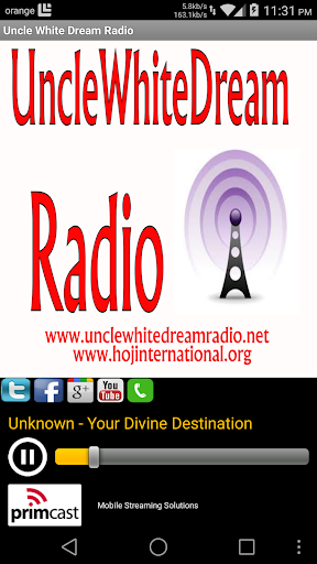 Uncle White Dream Radio