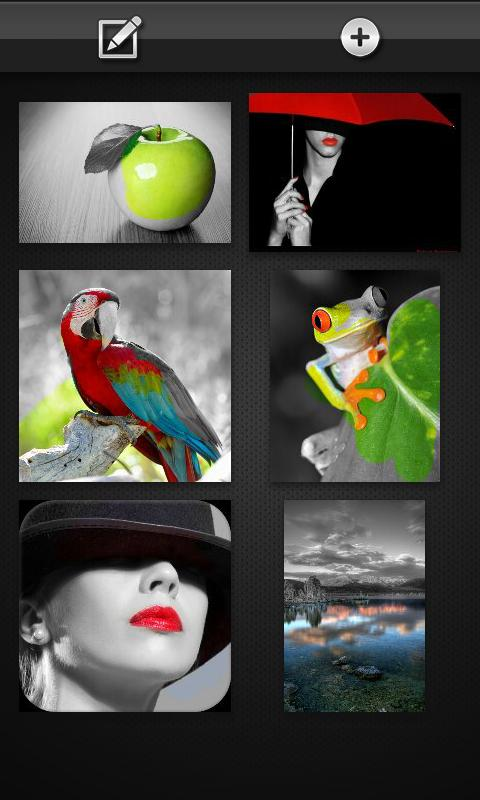 Color Splash FX Unlocker - screenshot
